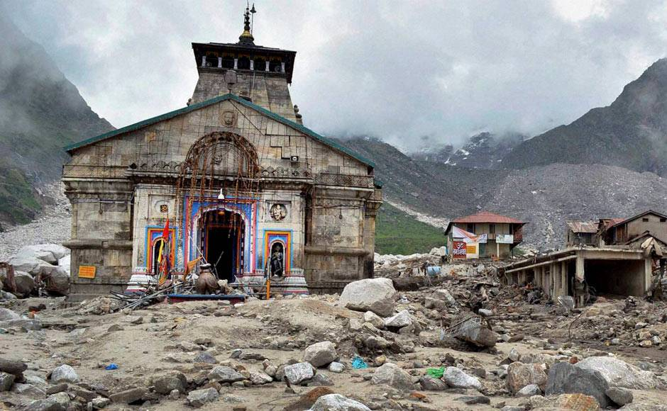 Char Dham Yatra (11 nights / 12 days)