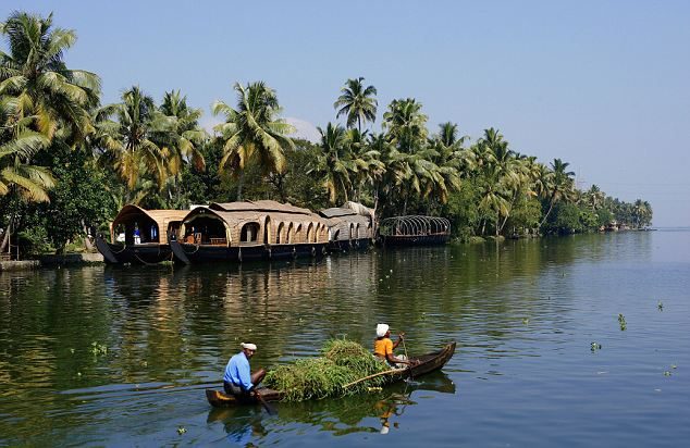 Gods Own Country Kerala (06 nights/ 07 days)