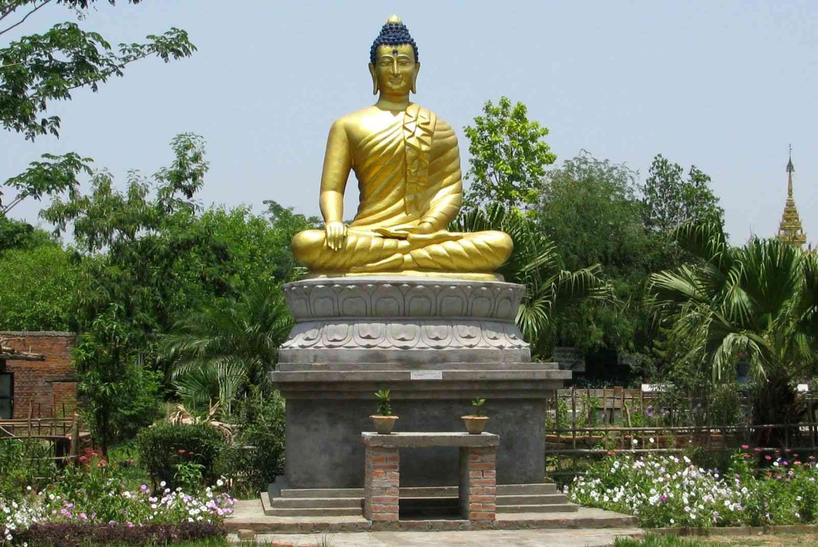 On the Path of Buddha (09 nights / 10 days)