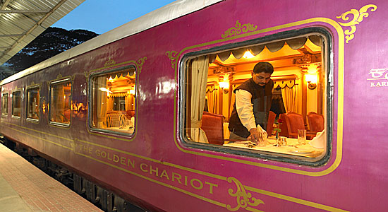 The Golden Chariot Tour (07 nights / 08 days)