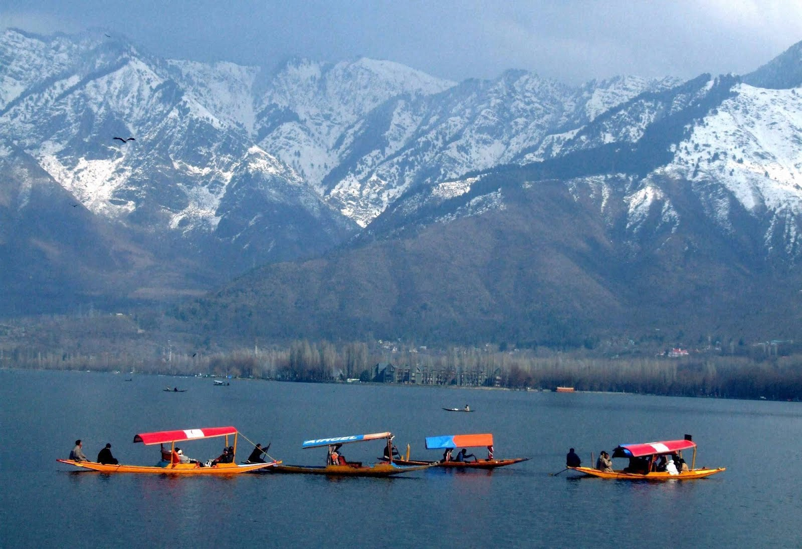 Zenith of Kashmir Package Tour